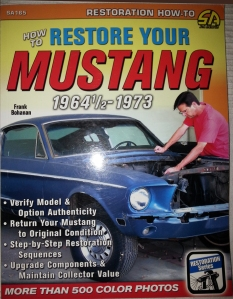 How t restore your Mustang