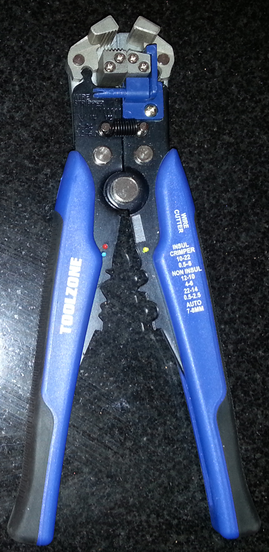 wire strippers Blue-point