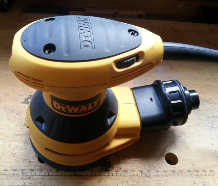 Dewalt Full view with Speed control