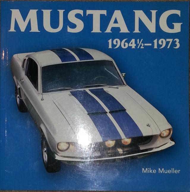 Mustang 1964 1/2 - 1973