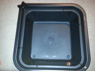 Sturdy tray
