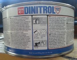 Dinitrol back