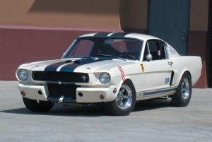 Shelby '65 GT350 Mustang