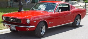66 Fastback