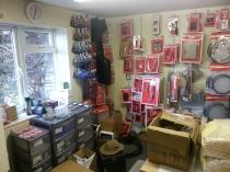 second storage room