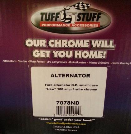 Tuff Stuff box