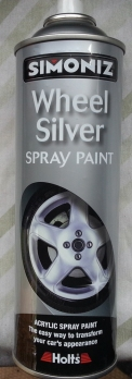wheel spray