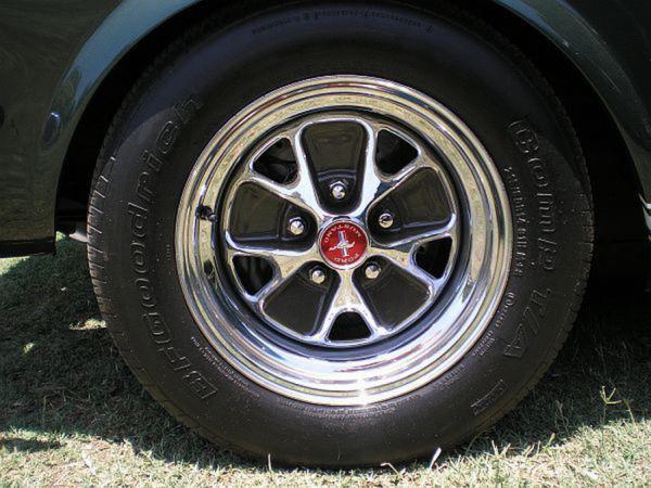 5 Lug Mustang Wheel