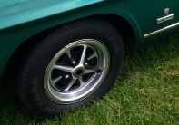 4 Lug Capri Wheel