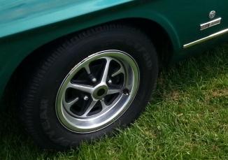 4 Lug Capri Wheel
