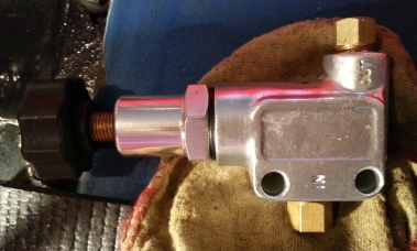 valve unmounted