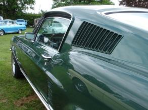 '67 Fastback