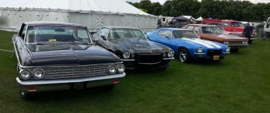 in order Fairlane, Camaro, Camaro Z28