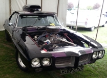 Pontiac Dragster with NOS!