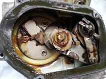 Inside of motor