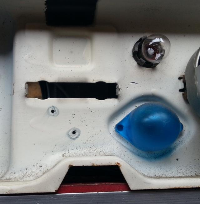 Pilot holes