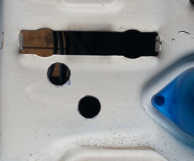 7mm terminal holes