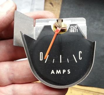 Original ammeter