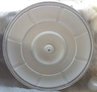 inside of lid two coats