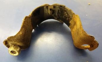 bracket removed