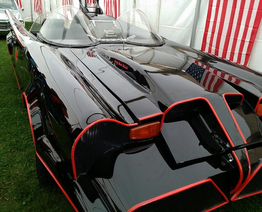 The Original Batmobile 1966