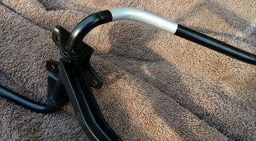 1966 mustang gas pedal linkage