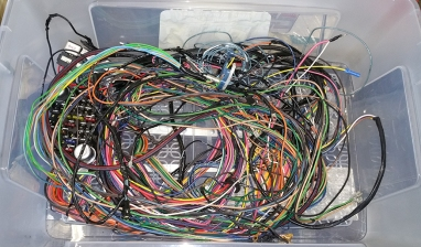 box of wires