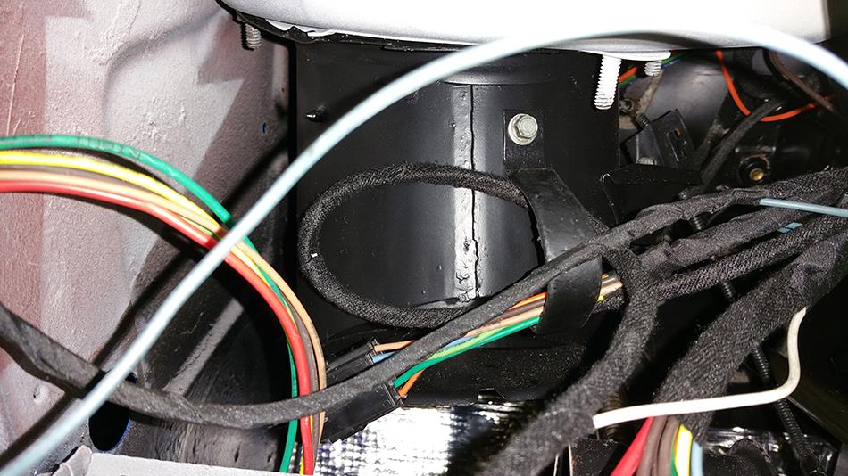 Tuff Stuff Light Wiring Harness Kit Square Plug 2 Lights Tuff