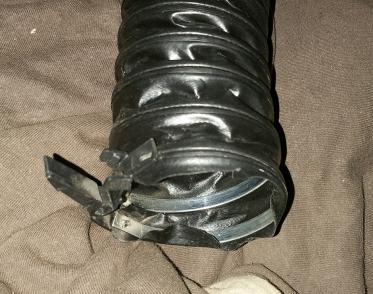 open hose