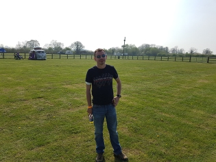 "Craig in the ""show field"""