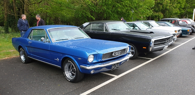mustang project manuals